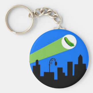 OC Pickle Signal Keychain #2