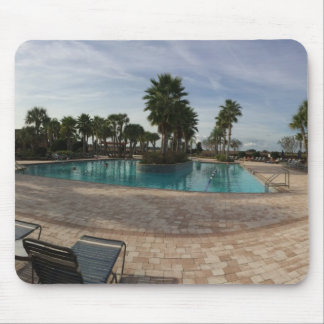 Ocala swimming pool mouse mat