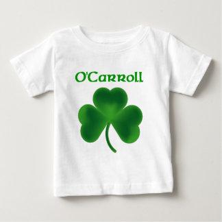 O'Carroll Shamrock Baby T-Shirt