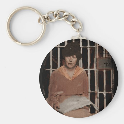 Occoquan Workhouse 1917 Key Chain