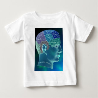 Occult Collection - Phrenology Baby T-Shirt