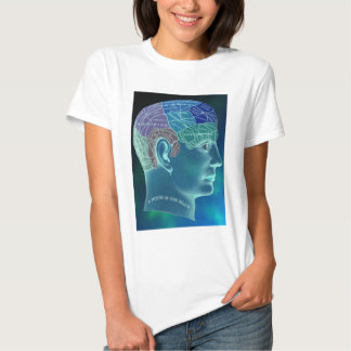 Occult Collection - Phrenology Shirts