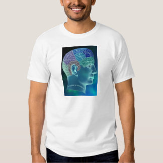 Occult Collection - Phrenology T-shirts