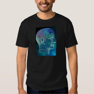 Occult Collection - Phrenology Tee Shirts