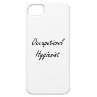 Occupational Hygienist Artistic Job Design iPhone 5 Covers