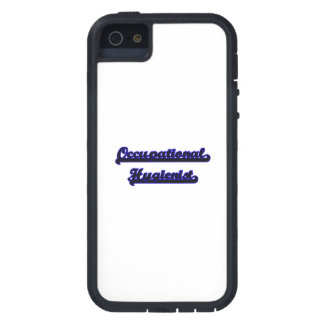 Occupational Hygienist Classic Job Design iPhone 5 Covers