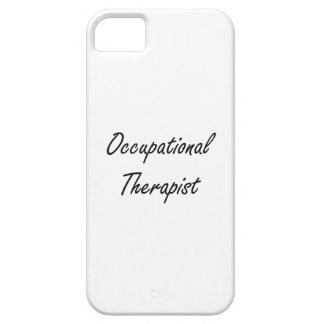 Occupational Therapist Artistic Job Design Barely There iPhone 5 Case