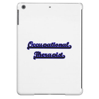 Occupational Therapist Classic Job Design Cover For iPad Air