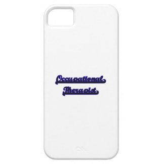 Occupational Therapist Classic Job Design iPhone 5 Cases