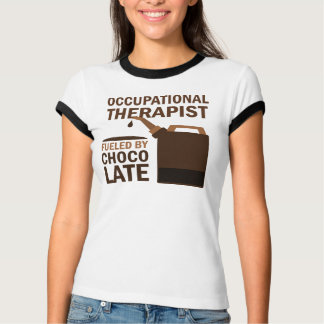 Occupational Therapist (Funny) Chocolate T-Shirt