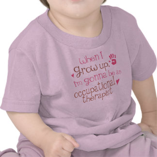 Occupational Therapist (Future) Infant Baby T-Shir Shirt