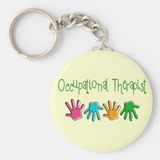 Occupational Therapist Gifts Keychain