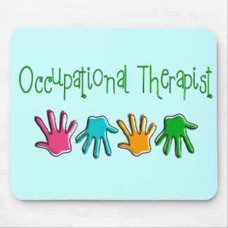 Occupational Therapist Gifts Mouse Pad