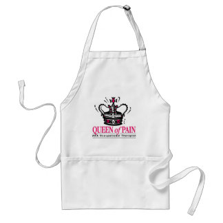 Occupational Therapist - Queen of Pain Standard Apron