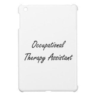 Occupational Therapy Assistant Artistic Job Design Case For The iPad Mini