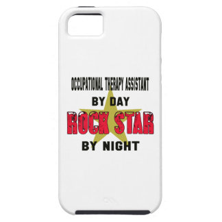 Occupational Therapy Assistant  by Day rockstar by Case For The iPhone 5