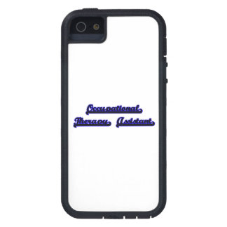 Occupational Therapy Assistant Classic Job Design Case For The iPhone 5