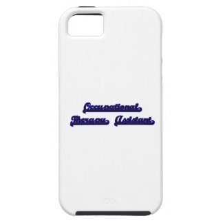 Occupational Therapy Assistant Classic Job Design Tough iPhone 5 Case