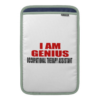 OCCUPATIONAL THERAPY ASSISTANT DESIGNS MacBook AIR SLEEVE