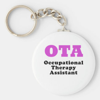 Occupational Therapy Assistant Key Ring