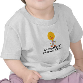 Occupational Therapy Chick Infant Tee Shirt