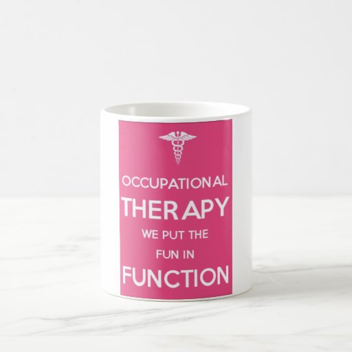 Occupational Therapy Mug Rehab Therapist