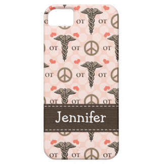 Occupational Therapy OT Caduceus iPhone 5 Case