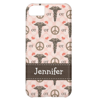 Occupational Therapy OT Caduceus iPhone 5C Case