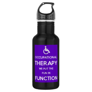 Occupational Therapy Rehab 532 Ml Water Bottle