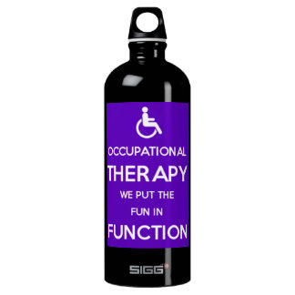 Occupational Therapy Rehab Water Bottle