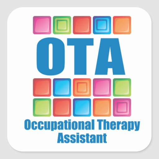 Occupational Therapy Assistant (OTA) customer grade