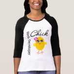Occupations Chick Web Developer Tees