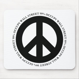 Occupy-11 Mouse Pad