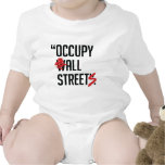 Occupy All Streets Baby Bodysuits