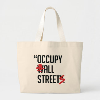 Occupy All Streets Bag