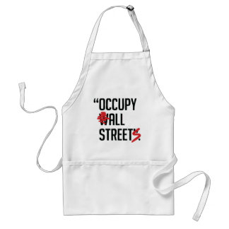 Occupy All Streets Standard Apron