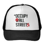 Occupy All Streets Trucker Hat
