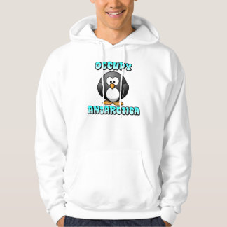 OCCUPY ANTARCTICA HOODIE