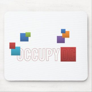 Occupy DC Mouse Pad