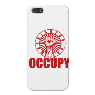 OCCUPY DC V0 555 CASE FOR iPhone 5