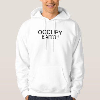 OCCUPY EARTH SWEATSHIRTS