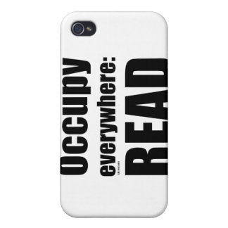 Occupy Everywhere iPhone 4/4S Cases