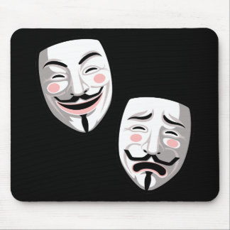 Occupy Hollywood Mouse Pad