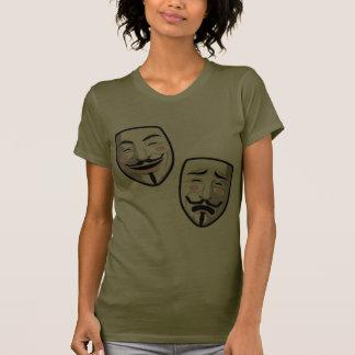 Occupy Hollywood Tee Shirt