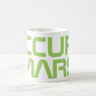 """OCCUPY MARS"" COFFEE MUG"