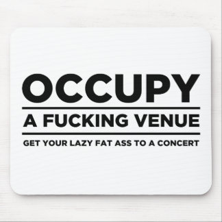 Occupy Mousepads