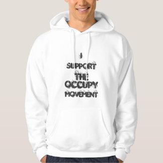 OCCUPY MOVEMENT SWEATSHIRT SUPPORT