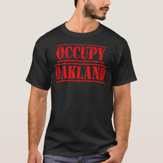Occupy Oakland T-shirt