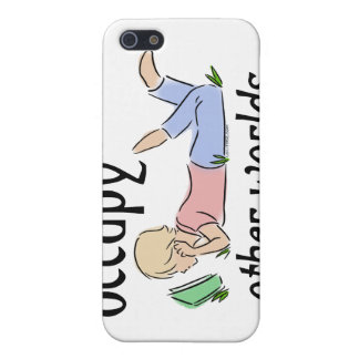 Occupy Other Worlds iPhone 5 Covers