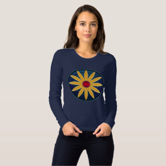 "Occupy Planet Earth ""Sun Flower"" T-Shirt"